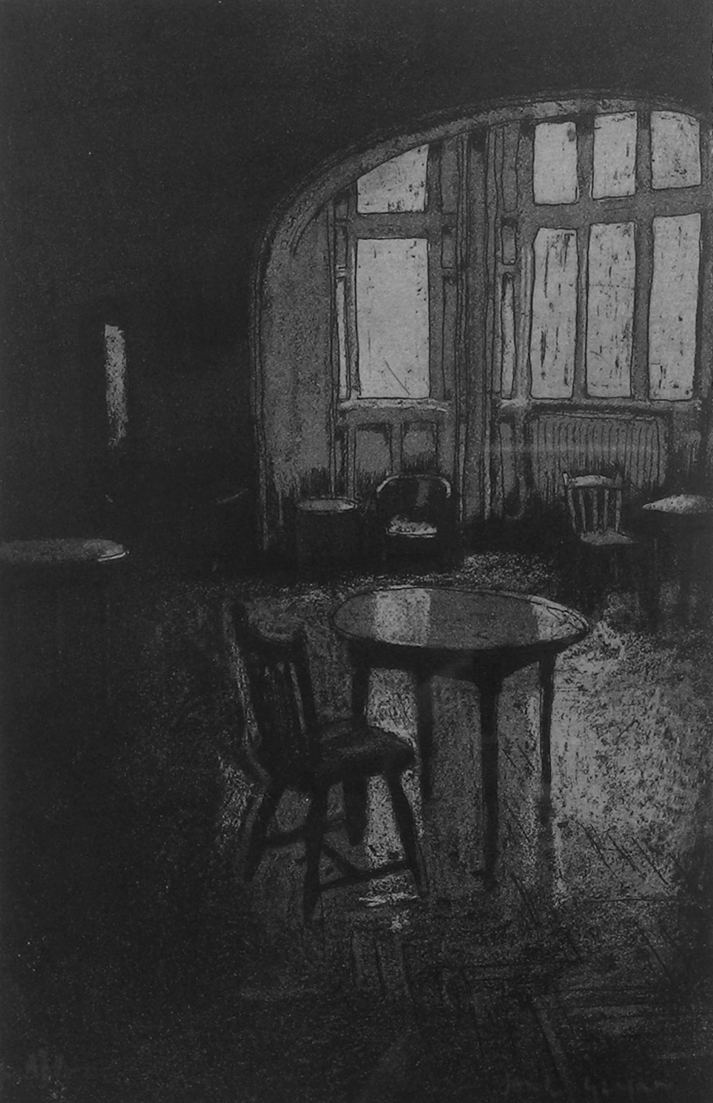 Jane Glynn, Meeting Room