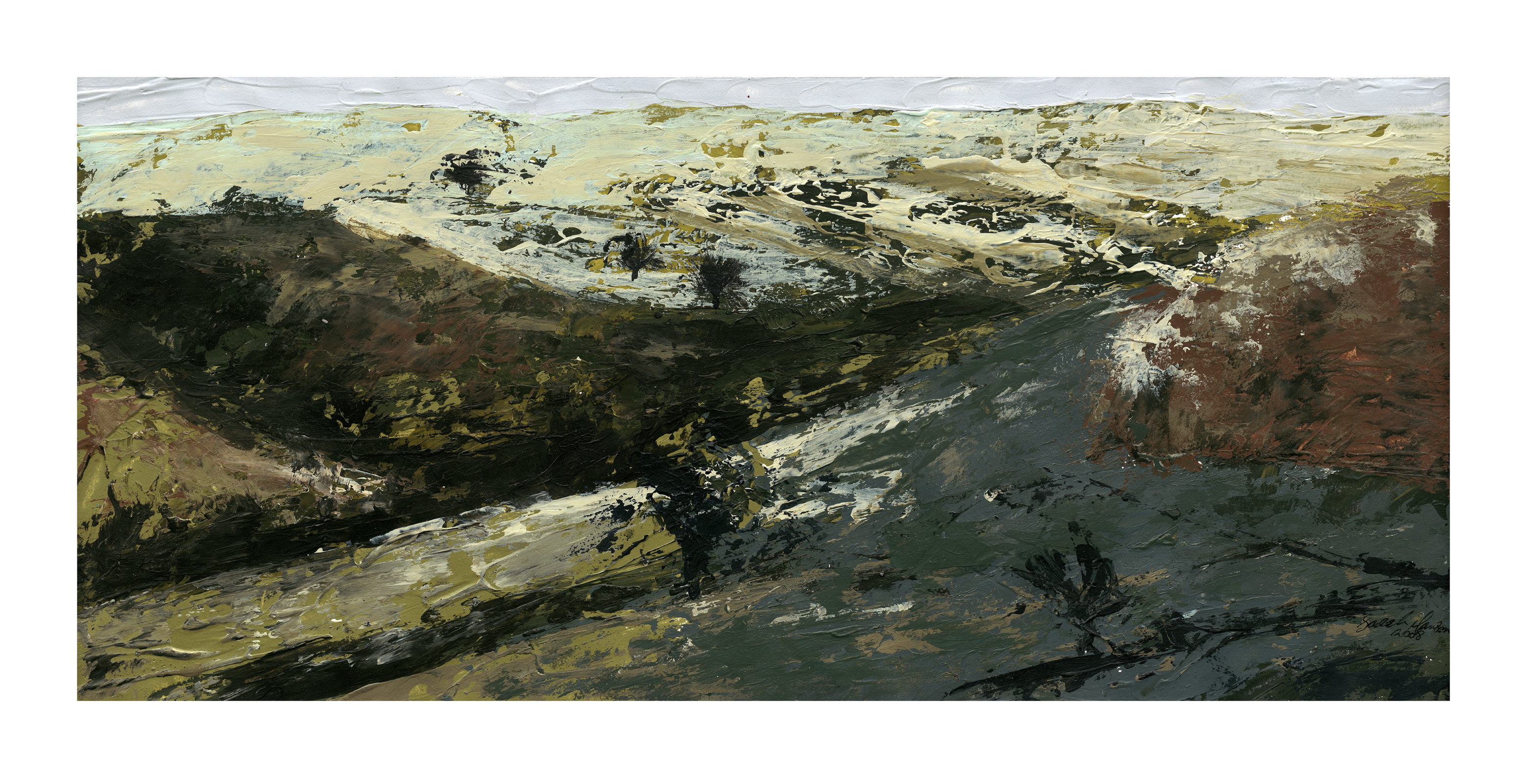 Sarah Eva Manson, Landscape 2