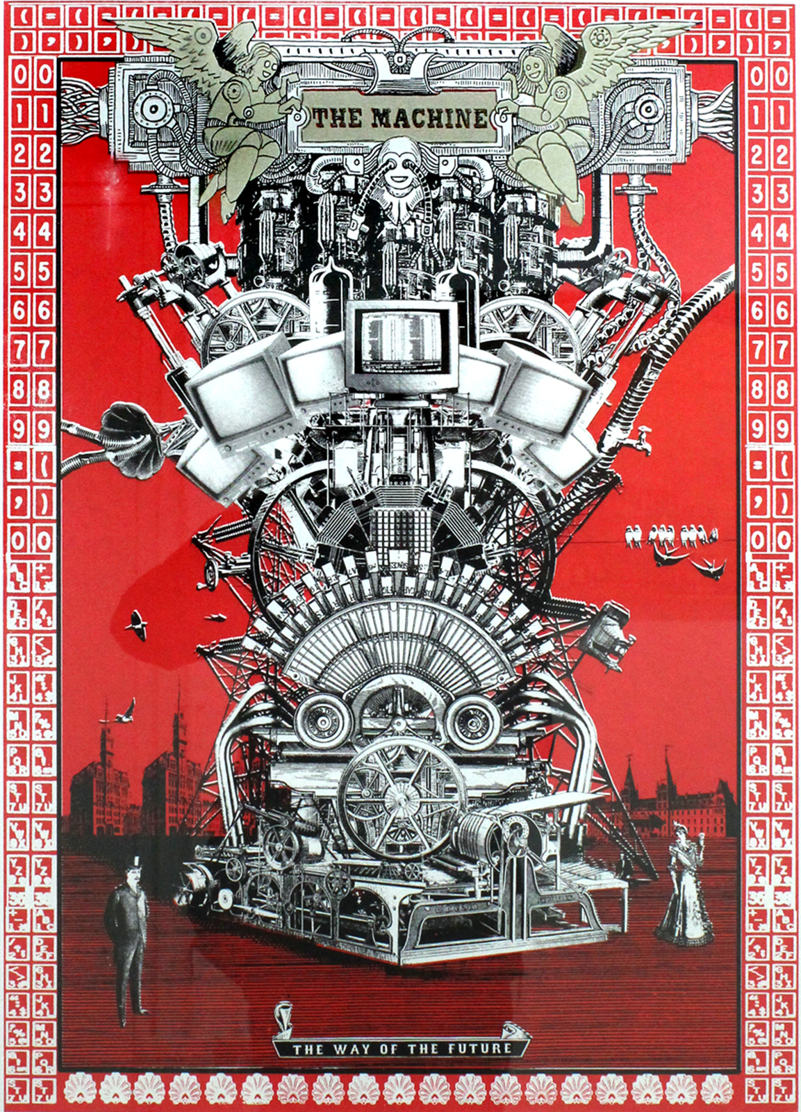 Leo Boyd, The Machine